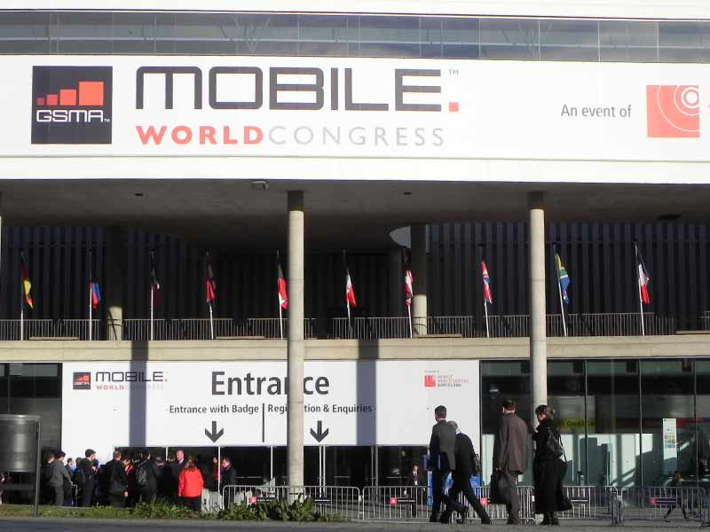 MOBILE WORLD CONGRESS (3GSM) 2015
