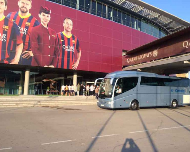 Campus Sport + FC Barcelona 2015