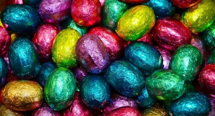 """GASTRONOMY AND TRADITIONS. The Easter """"Egg""""."""