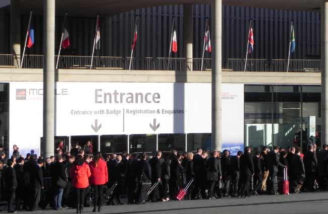 Barcelona capital internacional de grandes congresos