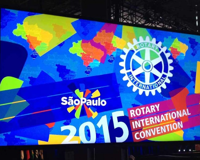 ROTARY INTERNATIONAL CONVENTION 2015