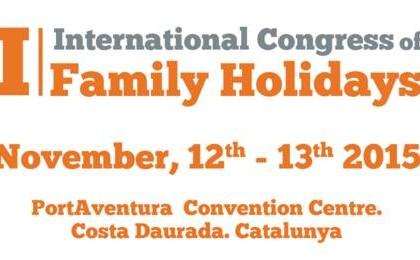 «I Congrès Internacional de Turisme Familiar».