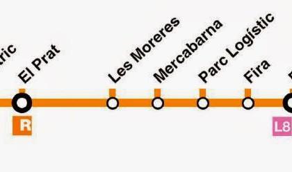 La nova L9 del Metro Barcelona arriba a l'Aeroport – T1.