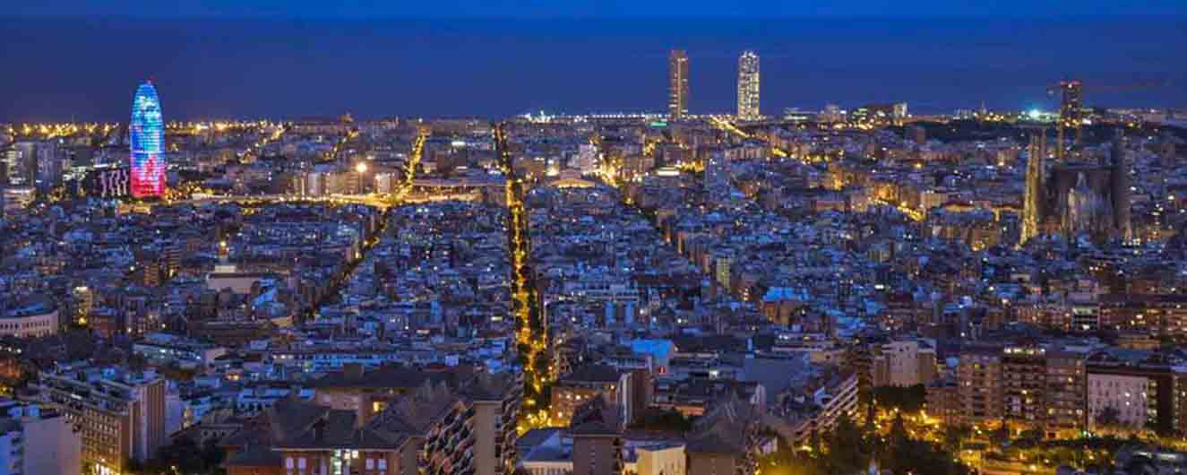 BARCELONA, A DYNAMIC AND WELCOMING CITY.