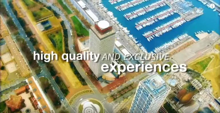 BARCELONA ciudad líder en destino turístico de negocios y cruceros.