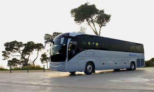 Empresa Autocares Barcelona