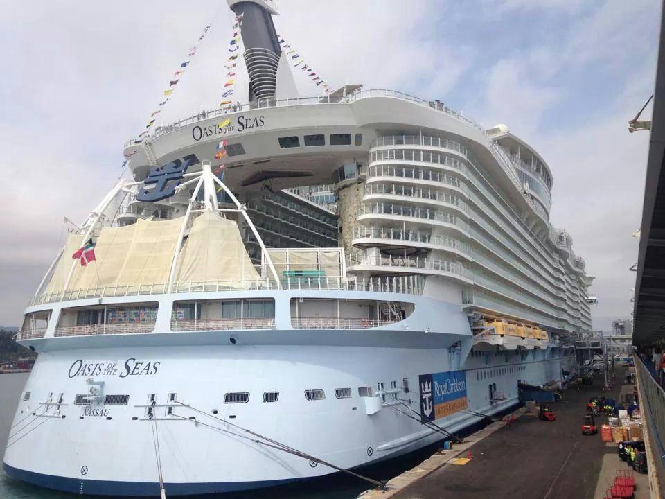 BARCELONA lidera el destino de los turistas de crucero en Europa.