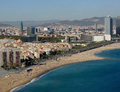 Datos 2016 del turismo en Catalunya