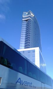 Avant Grup Autocares Barcelona