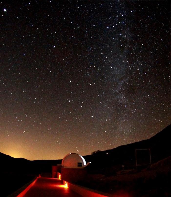 ASTROTURISMO.- La observación del cielo.