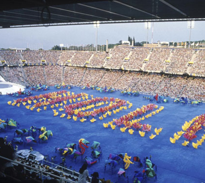 Barcelona '92 – Olympic Commemoration