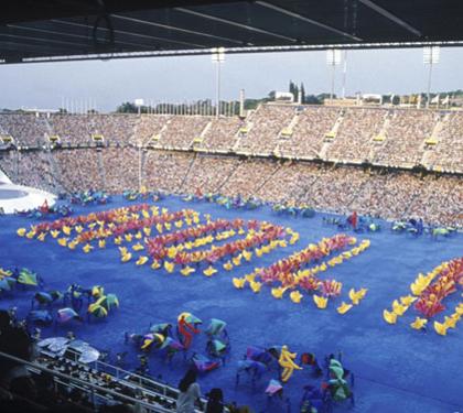 Barcelona '92 – Commemoració Olímpica