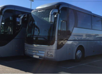 AVANT GRUP incorporates new MAN buses to its fleet.