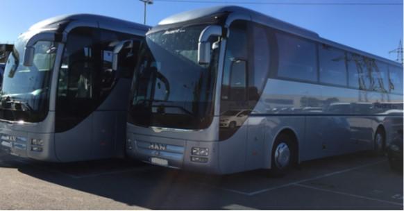 AVANT GRUP incorpora nuevos autocares MAN a su flota.