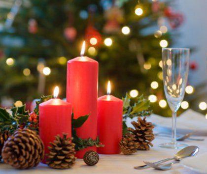 Disfrutar de la Navidad. Tradiciones de su gastronomía.