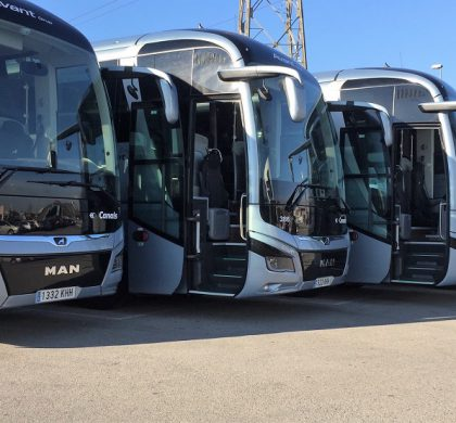Modernity and Respect for the Environment. New buses for the Avant Grup fleet.