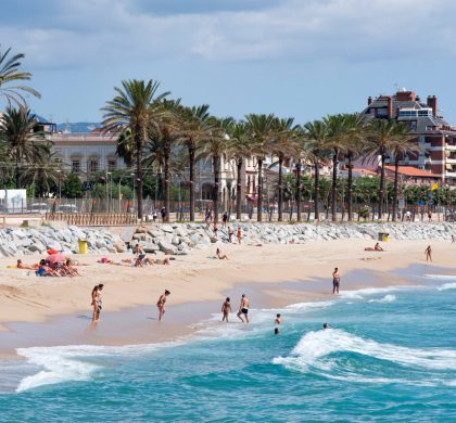 «Relax on The Catalonia's Beaches» – Tourism and summer holidays