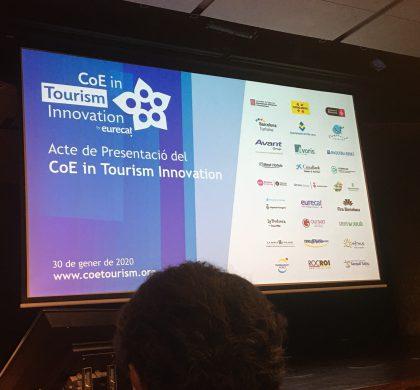CoE.- Innovación, sostenibilidad y competitividad en el sector turístico