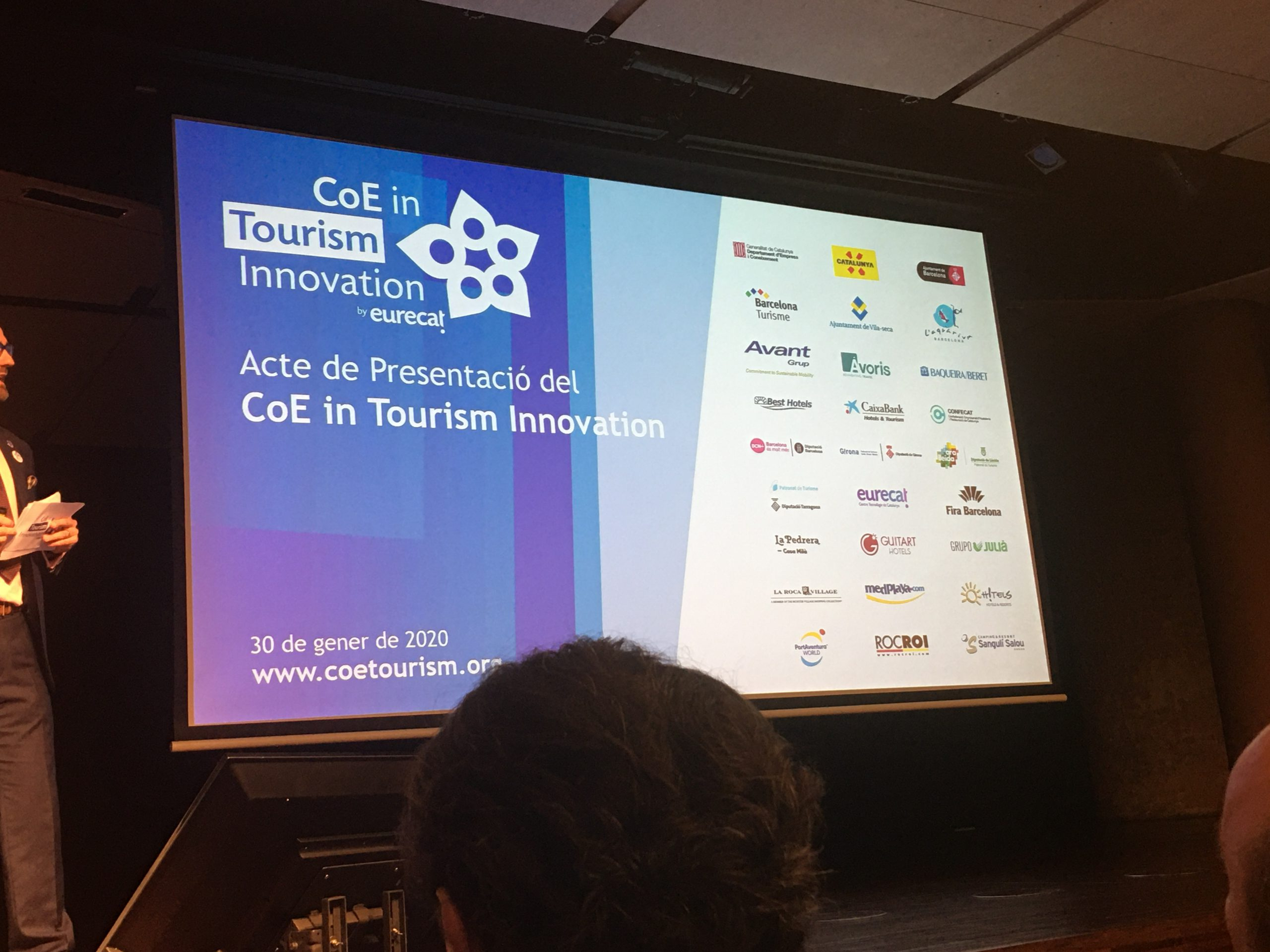 CoE.- Innovation, sustainability and competitiveness in the tourism sector