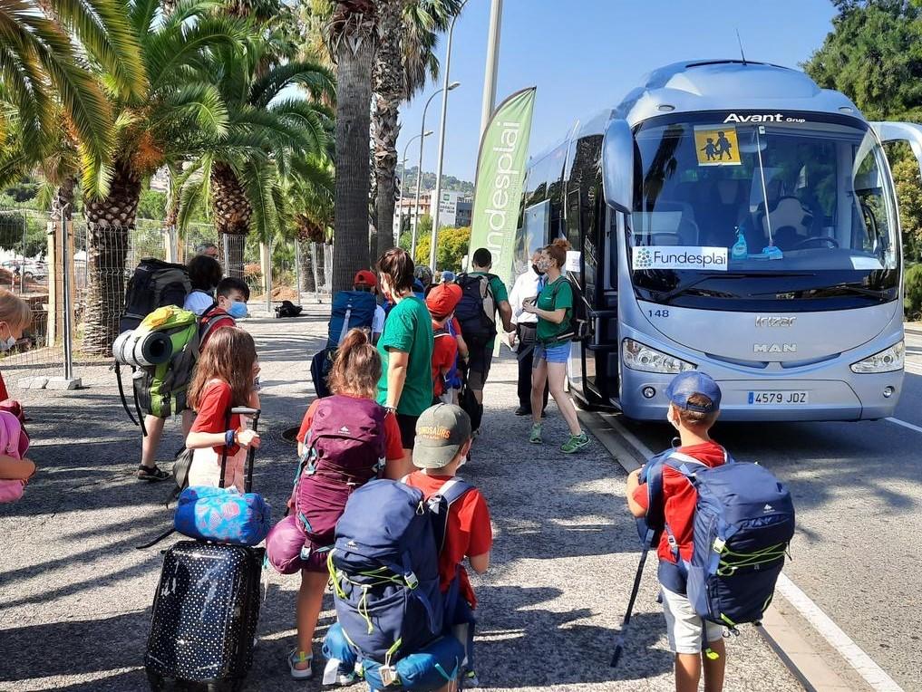 Activitats educatives, esportives i mobilitat.